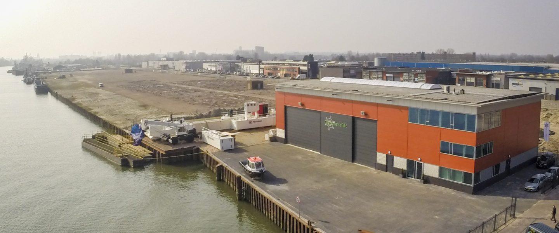 Industriegrond aan de Noord kent vele mogelijkheden!